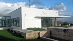 Biblioteca Municipal de Figueiró dos Vinhos (Portugal).
