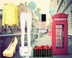 """London Street"" by beautydesk on Polyvore"