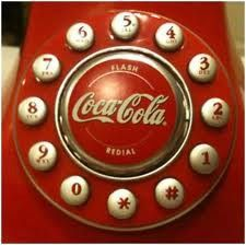 Coke Collectibles: Phone