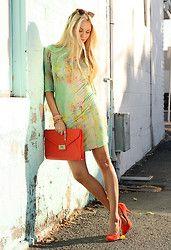 Yigal Azrouel X Cut 25 Dress - On a tye dye trip - Shea Marie