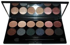 Sleek Makeup STORM Paleta Cieni do powiek | OCZY \ Palety cieni MARKI \ SLEEK MAKEUP |