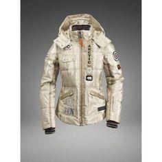 Bogner Arctic women ski jacket