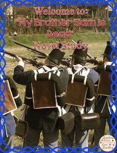 my brother sam is dead essay question Starting an essay on james lincoln collier and christopher collier's my brother  sam is dead organize your thoughts and more at our handy-dandy shmoop.