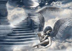 Stairway to Heaven  by Cliff Vestergaard