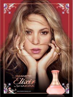 Shakira Magnetic Elixir - http://www.beautyspotters.com/shakira-magnetic-elixir/