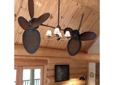 another antler ceiling fan | cabin decor | pinterest | ceiling fan