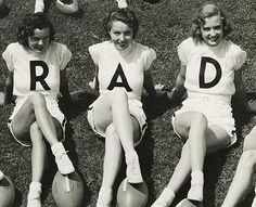 the rad gang.