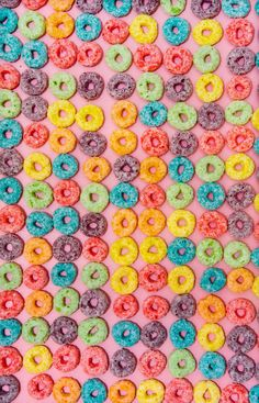 Fruit loops!