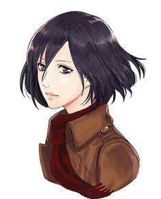 Mikasa Ackerman | AoT |