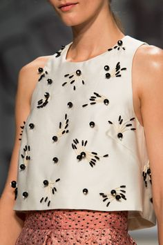 Lela Rose alla New York Fashion Week Spring 2015 - StyleBistro