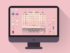 The Grand Budapest Hotel · Iconset