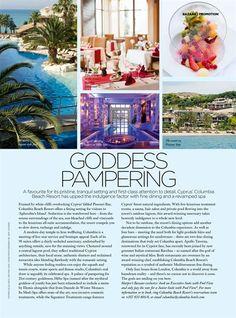 Media | Hotels in Limassol | Luxury Spa Hotels Cyprus