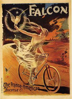Amsterdam holland vintage bike  print for your glass frame  poster 90cm
