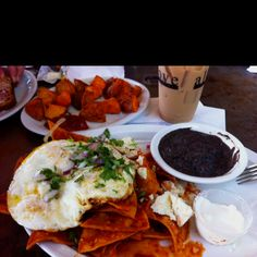 Chilaquiles!!!   I love my Suegras chilaquiles!