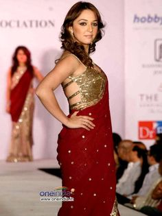 Saree blouse design – 2008 –
