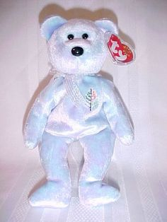 4718878e8cc Ty Beanie Babies - Issy the Bear (Four Seasons Hotel Caracas)  0.95 Beanie  Baby