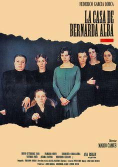 La Casa de Bernarda Alba (España)  Año: 1987