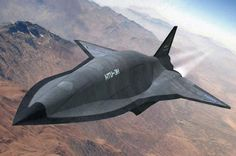 Blackswift- hypersonic unmanned aircraft