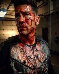 Punisher Season 2, Daredevil Punisher, Bd Comics, Marvel Dc Comics, Jon Bernthal Punisher, John Bernthal, Frank Castle Punisher, Nerd Party, Comic Art