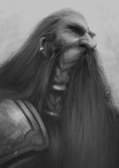 Dwarf by mullerpereira