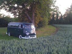 1963 VW Panel Bus