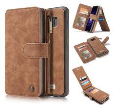 CaseMe Samsung Galaxy S8 Plus Case Wallet Case