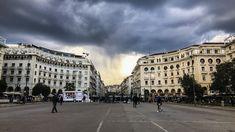 Aristotelous square, Thessaloniki, Greece
