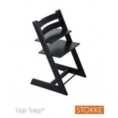 TRIPP TRAPP® Stol Black - Højstole fra Babysam.dk