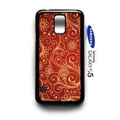 Beautifull Seamless Pattern Samsung Galaxy S5 Case Cover
