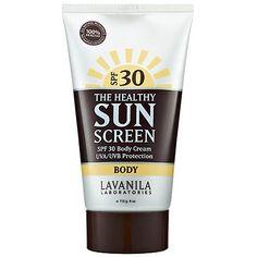 LAVANILA The Healthy Sun Screen SPF...       $38.00