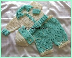 271 Best Crochet Babies Boys Clothes Images In 2019 Yarns