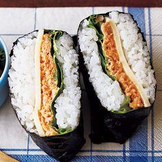 鮭マヨチーズのおにぎらず byワタナベマキさんの料理レシピ - レタスクラブニュース
