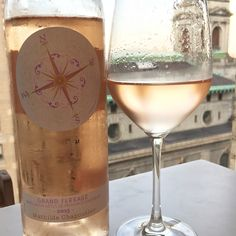 Nothing like pouring out a cold frosty at the end of a hot city day! Gorgeous Provençal rosé made by the daughter of a big Rhône winemaker. $20