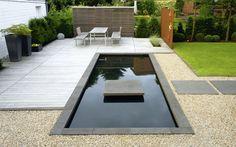 minimal landscaping