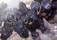 some Gundam and Mobile Suits Digirama and artworks, plenty of these photos are made with GunPla and 3d Software combined together, and also...