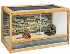 Penn Plax Snake Habitat with Wood Frame, 32 by 18 by 16-Inch // Description Reptology natural wood snake habitats offer all the features you need to create the ideal environment for your snake(s) with a unique and distinct look. Specifically designed for snakes such as ball pythons, corn snakes, king snakes, milk snakes and many other species of snakes. // Details Sales Rank: #194979 in Pet P// read more >>> http://Retzlaff885.iigogogo.tk/detail3.php?a=B005JD5T6S