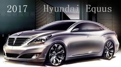 2017 Hyundai Equus Concept and Changes