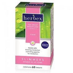 Herbex Slimmers Women 20-40