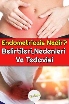 Endometriozis hakkında bilmedikleriniz bu yazımızda...
