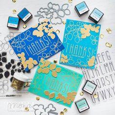 Subtle Background, Scrapbook Titles, Scrapbooking, Altenew Cards, Alphabet Stamps, Image Stamp, Card Sentiments, Stamp Making, Clear Stamps