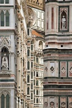 The Basilica di Santa Maria del Fiore (Basilica of Saint Mary of the Flower) is the main church of Florence, Italy