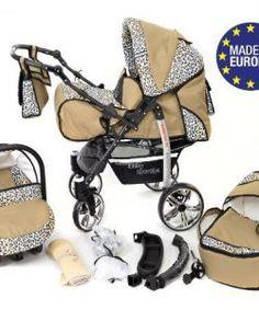 Knorr-baby-929002-kombikinderwagen-evento-0 | Kinderwagen ... Beige Und Grn