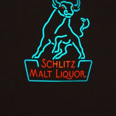 Schlitz Malt Liquor alcohol beer party t shirt
