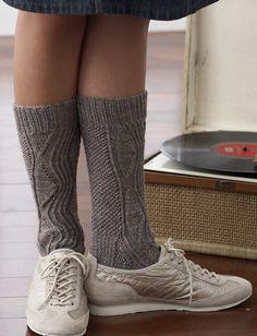 Yarnspirations.com - Patons Textured Socks - Patterns  | Yarnspirations