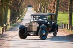 1930 Limousine by Hooper (chassis 171GY, design 4278, body 7450)
