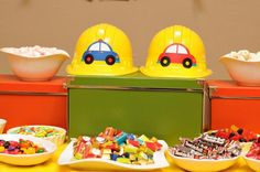 Hostess with the Mostess® - Vroom! Vroom! Vehicles Party