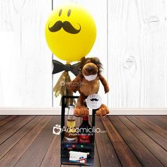 Regalos día del Padre Sr Bigotes Ancheta Cervecera 5 estrellas Surprise Box, Candy Bouquet, Fathers Day Gifts, Tweety, Ideas Para, Diy Gifts, Holiday, Store, Love Gifts