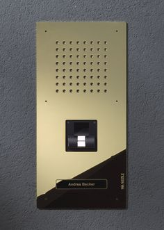 1000 images about siedle classic on pinterest intercom. Black Bedroom Furniture Sets. Home Design Ideas