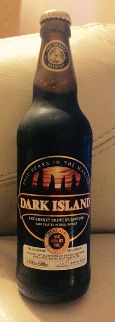 The authentic Orcadian ale.