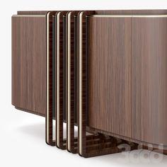 3d модели: Тумбы, комоды - Annibale Colombo Sideboard